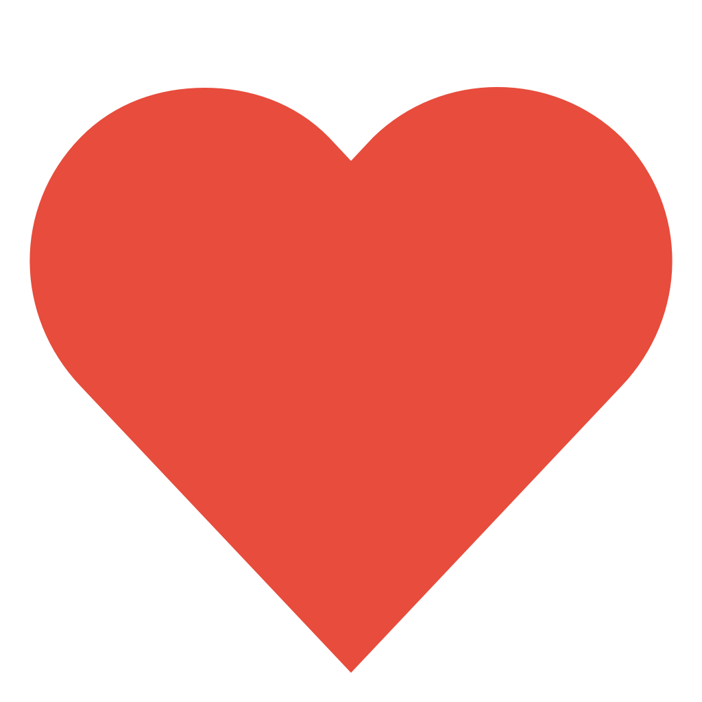 Heart icon png. High resolution clipart free