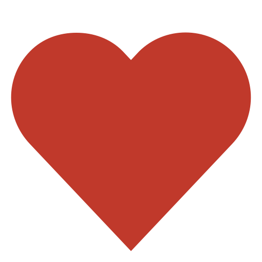 Small n flat by. Heart png icon jpg free stock
