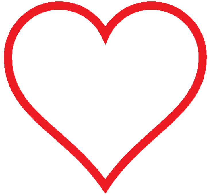 Heart PNG Image with Transparent Background