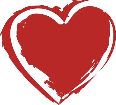 Heart png images with transparent background. Sacred image arts