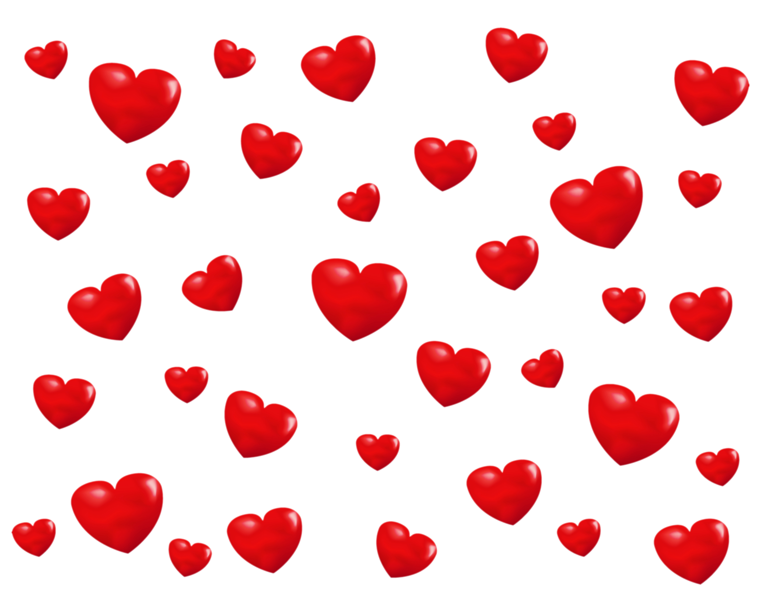 Valentine transparent background. Png with hearts gallery