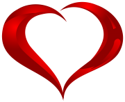 Heart, png outline. Heart free images beautiful