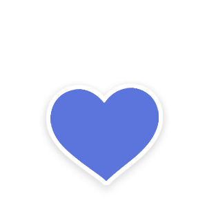 Heart, png periscope. Live video streaming by