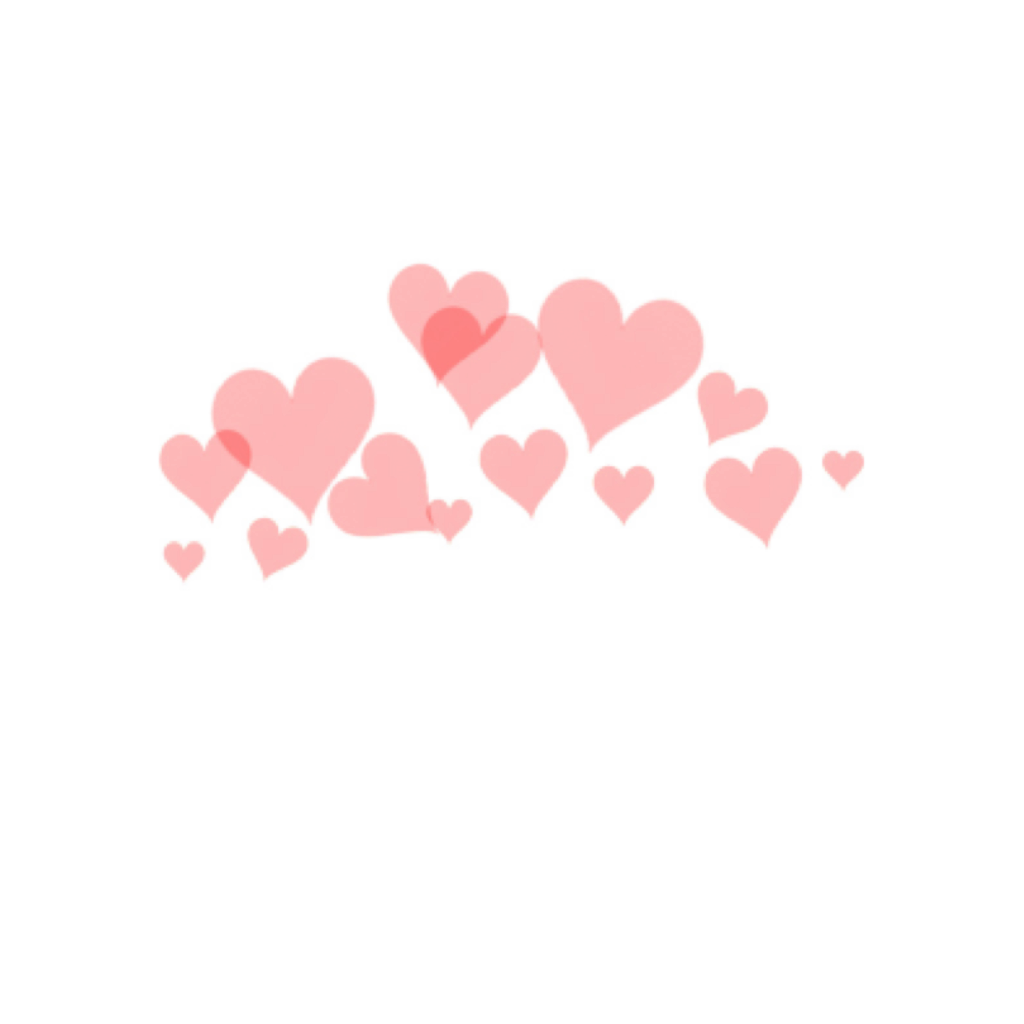 Red hearts heart pngtumblr. Heart, png picsart vector free download