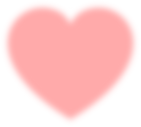 Heart png pink. Fuzzy clip art at