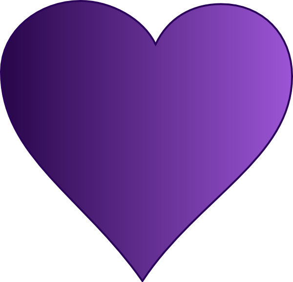 Heart, png purple. Hearts image free