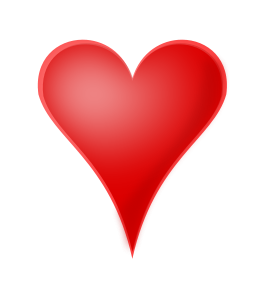 Heart, png small. Heart clipart at getdrawings