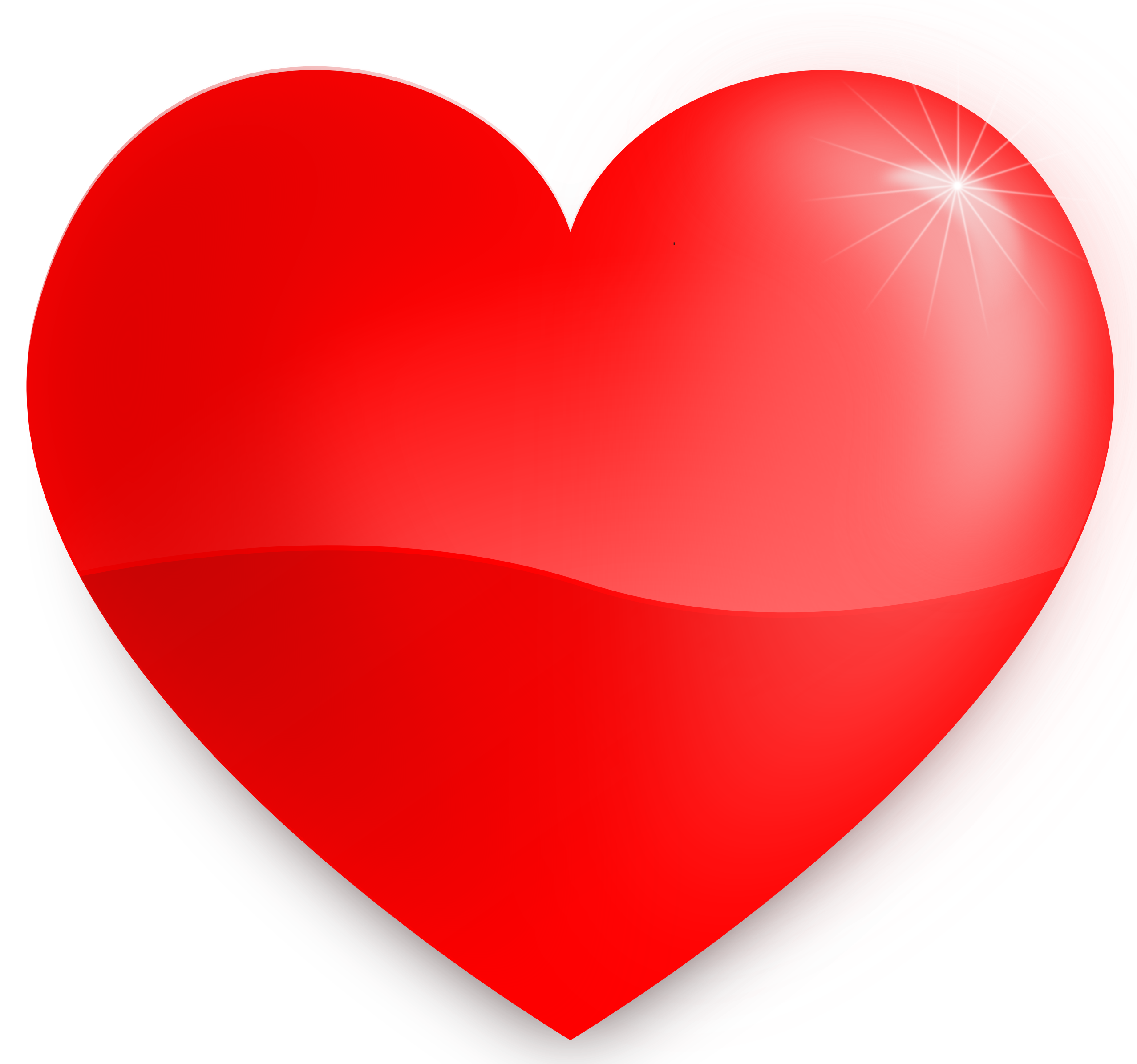 Heart png transparent background. Red image purepng free