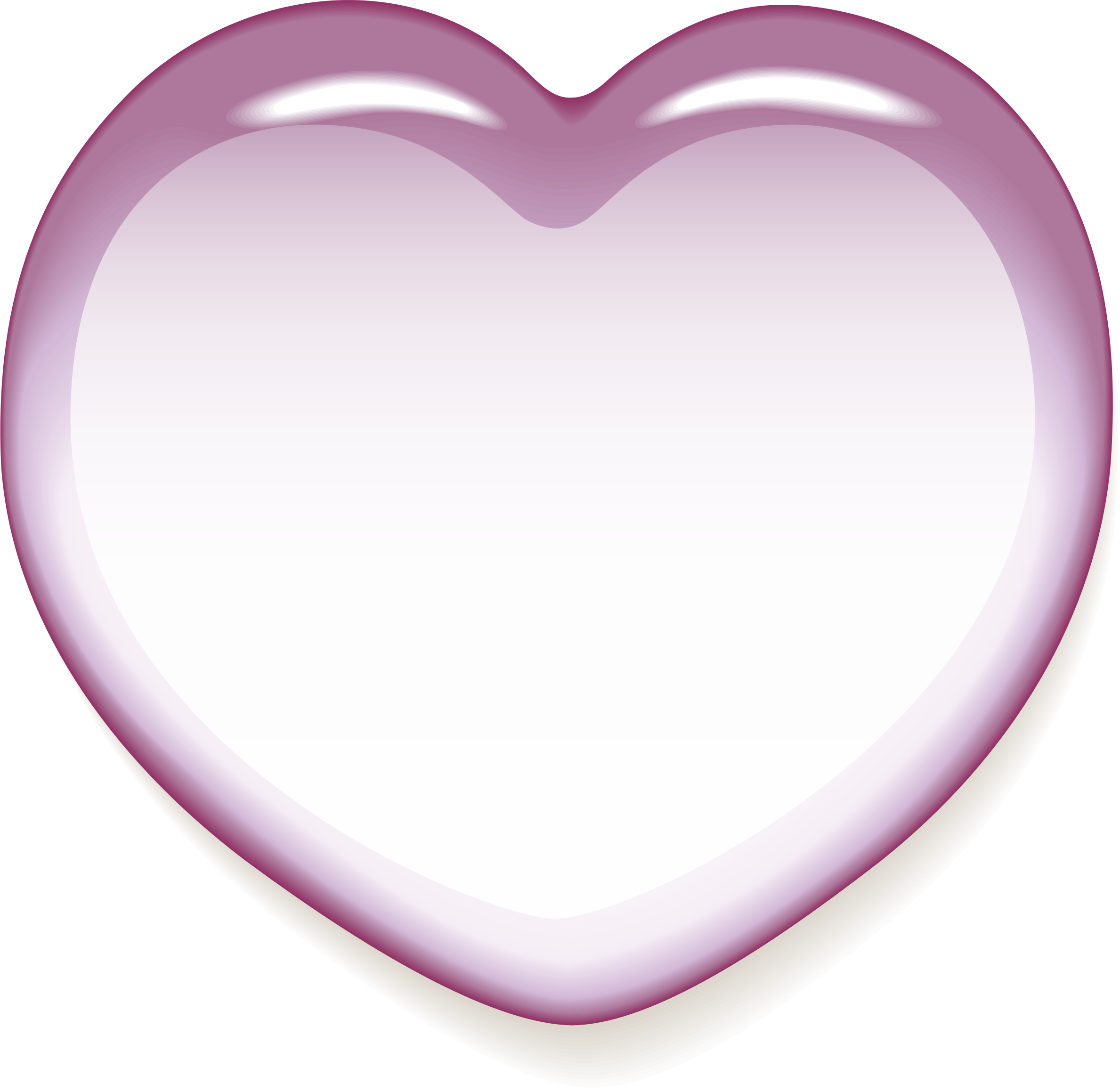 Heart png transparent pink. Shiny icons free and