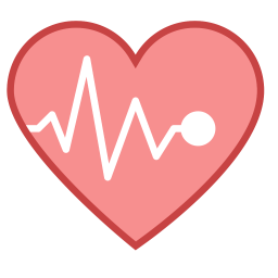 Free icon download in. Heart pulse png svg free stock