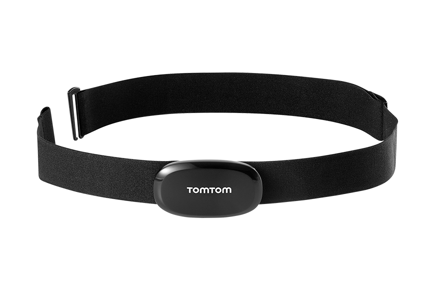 Heart rate monitor png. Tomtom
