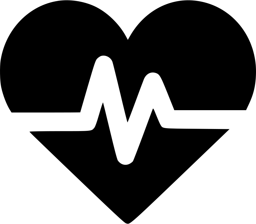 Heart rate png. Svg icon free download