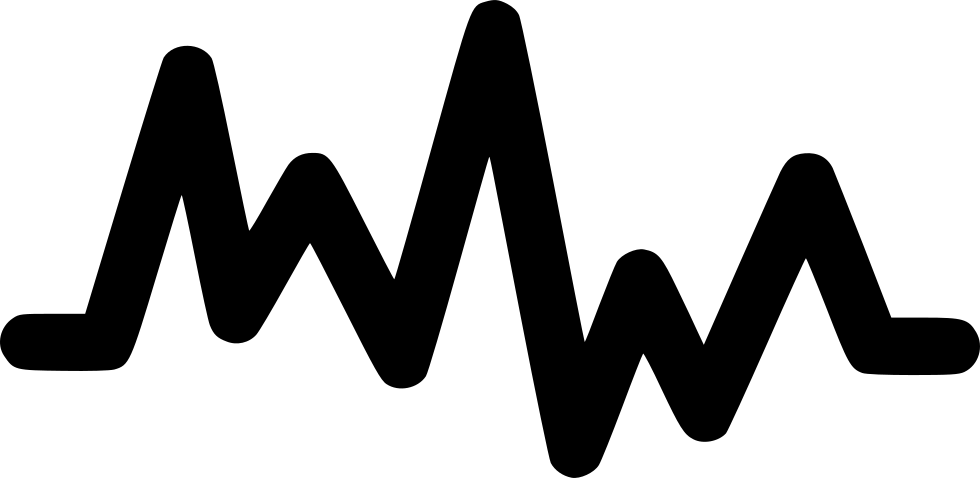 Heart rate png. Cardiogram graphic svg icon