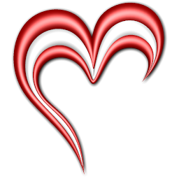 Ribbon heart png. Icon heartribbon
