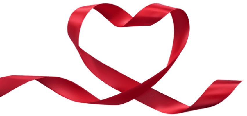 Ribbon heart png. Transparent free images toppng