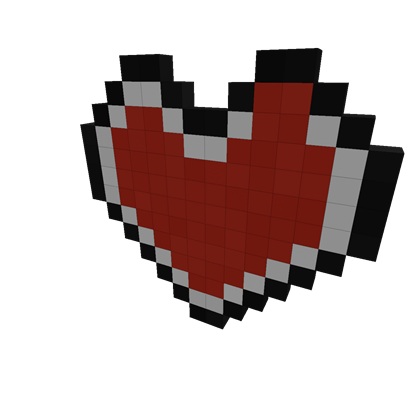 Heart sprite png. Extra life roblox