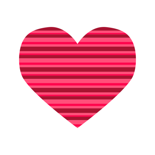 Heart sticker png. Made of hearts transparent