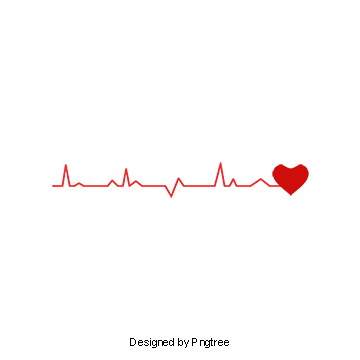 Vectors psd and clipart. Heartbeat png graphic library