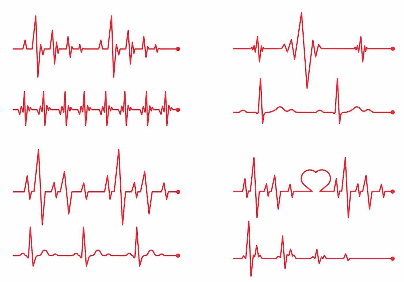 Heartbeat clipart heart monitor line. Graphic tattoos pinterest