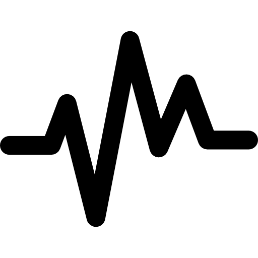 Heartbeat lines png. Ecg free medical icons