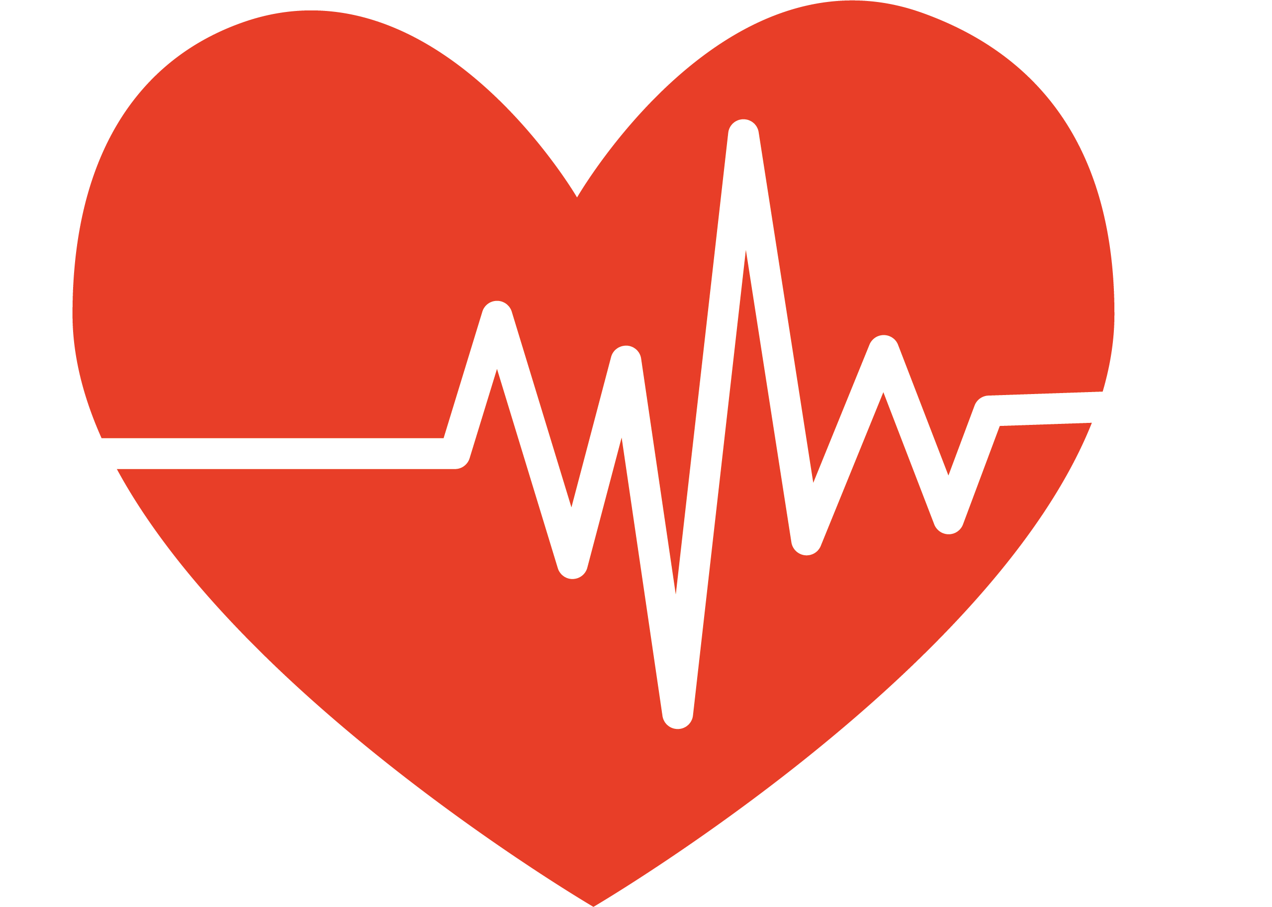 Heartbeat png red. Heart electrocardiography pulse cartoon