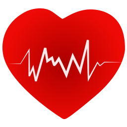 Heartbeat png red. Heartbeats icon myiconfinder
