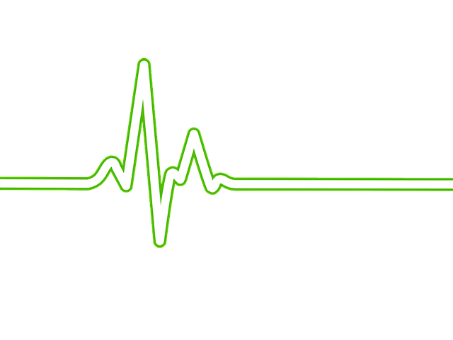 Heartbeat wave png. Free photo pulse frequency