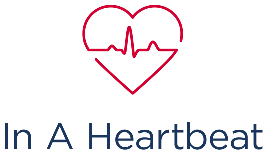 Heartbeat with heart png. Home in a