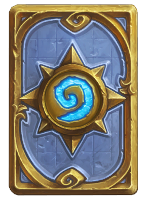 Hearthstone transparent. The card backs of