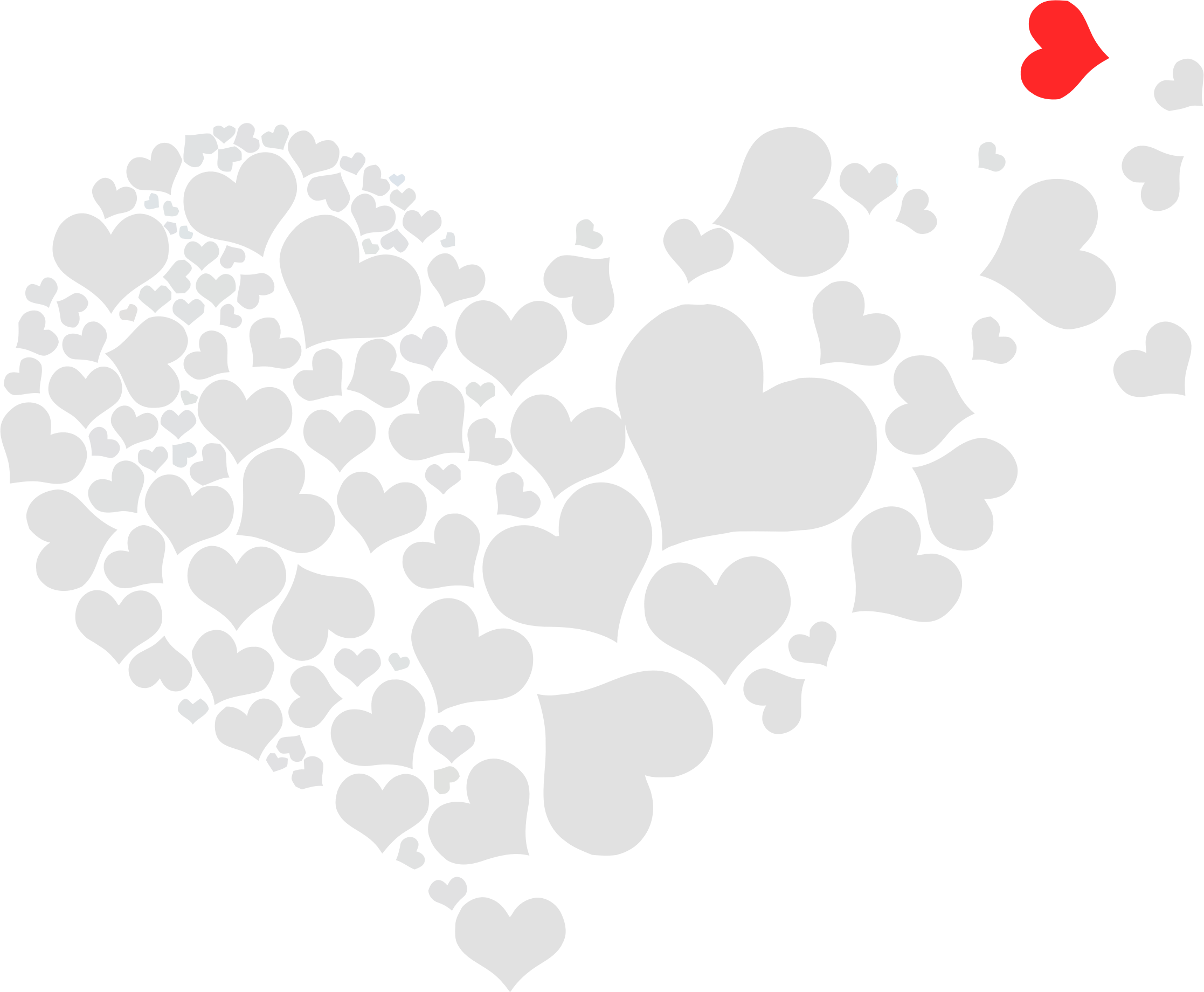 Hearts background png. Torn heart no icons