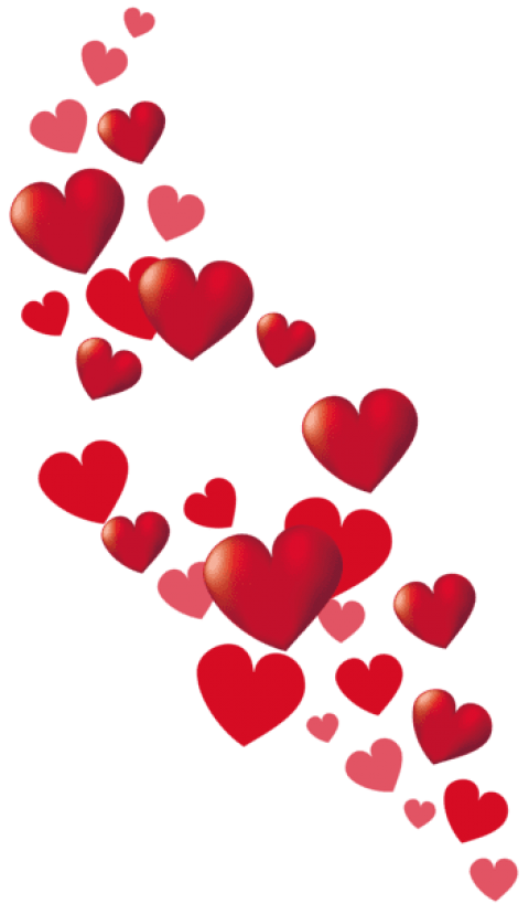 Hearts background png. Download valentine decorpicture images