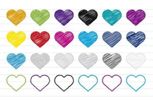 Hearts clipart. Heart free downloads colorful