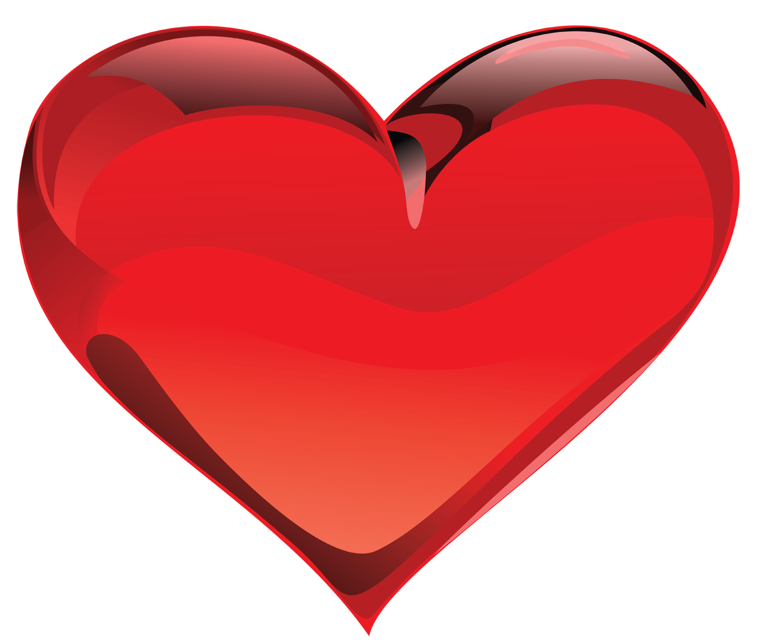 Hearts clipart png. Large red heart gallery