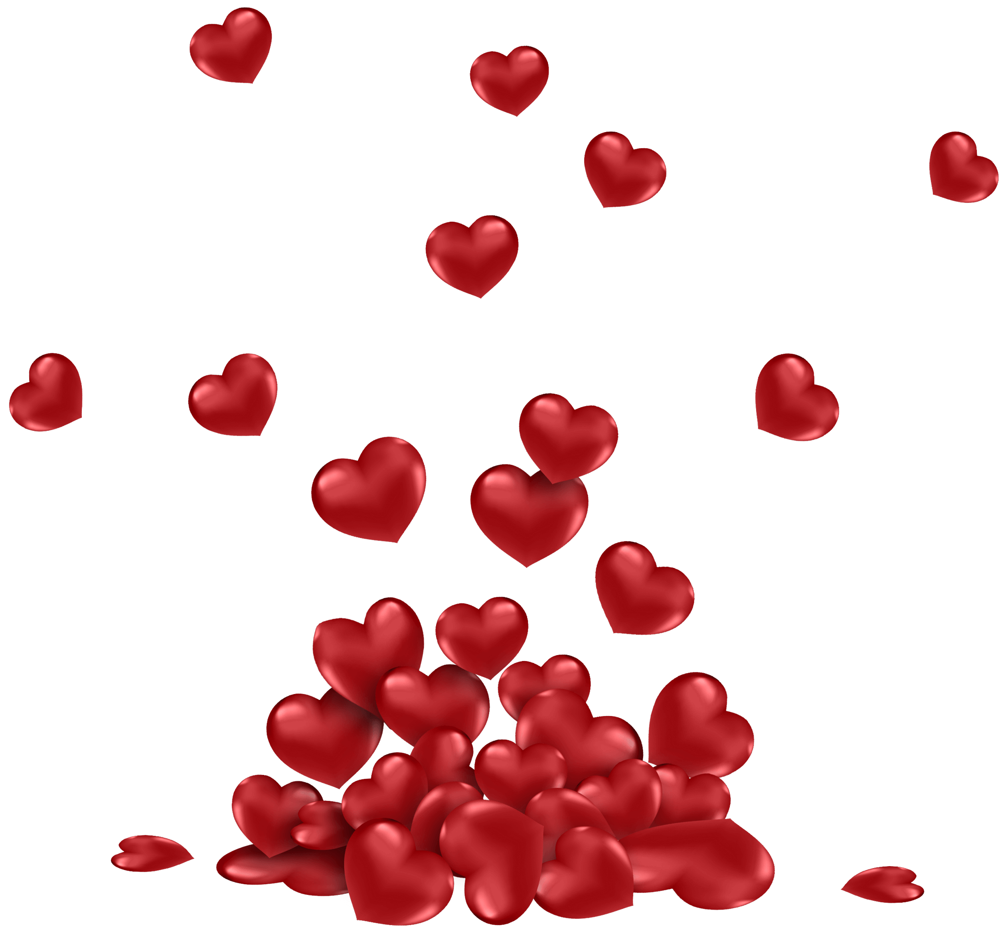 Hearts png. Bunch of picture
