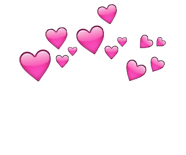 Edit overlay hearts corazones. Png tumblr heart library
