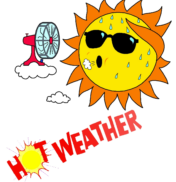 Heat vector animated. Collection of free heated