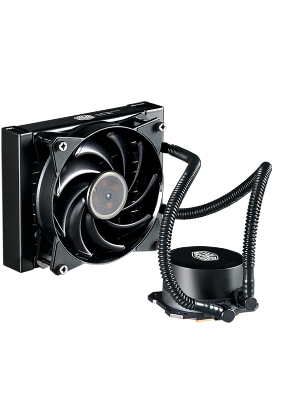 Heatsink clip 120mm fan. Masterliquid lite cooler master