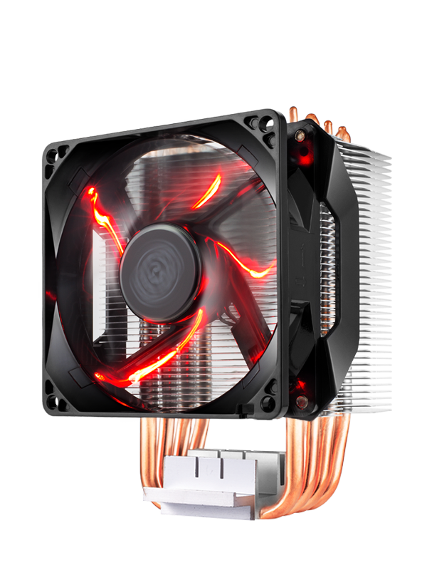 Heatsink clip 120mm fan. Hyper h r cooler