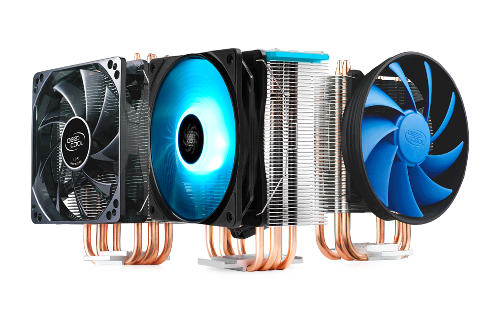 Heatsink clip cpu. Deepcool air coolers