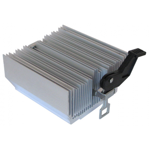 Heatsink clip stainless. Heat sinks all electronics