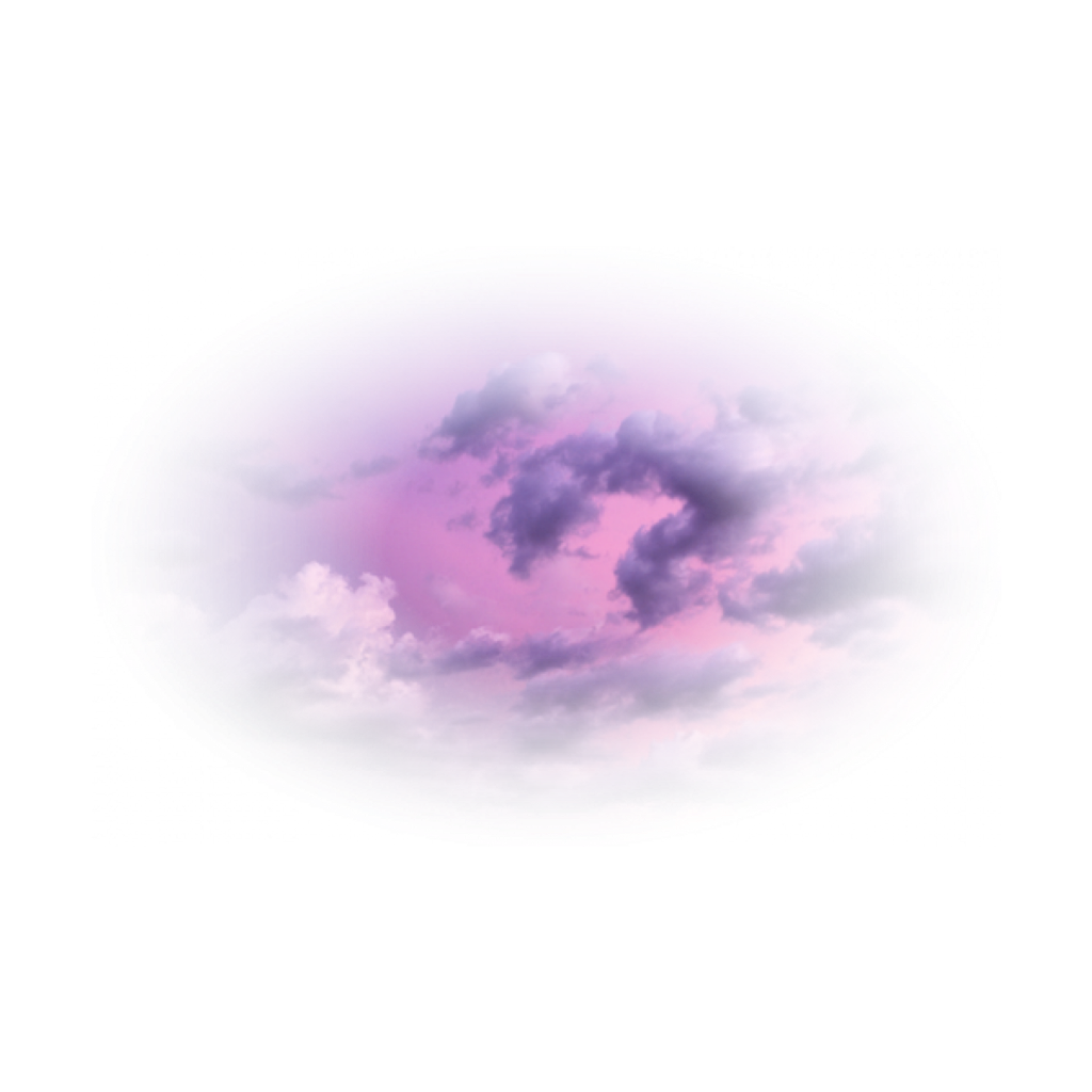 Heaven background png. Purple moon sky clouds