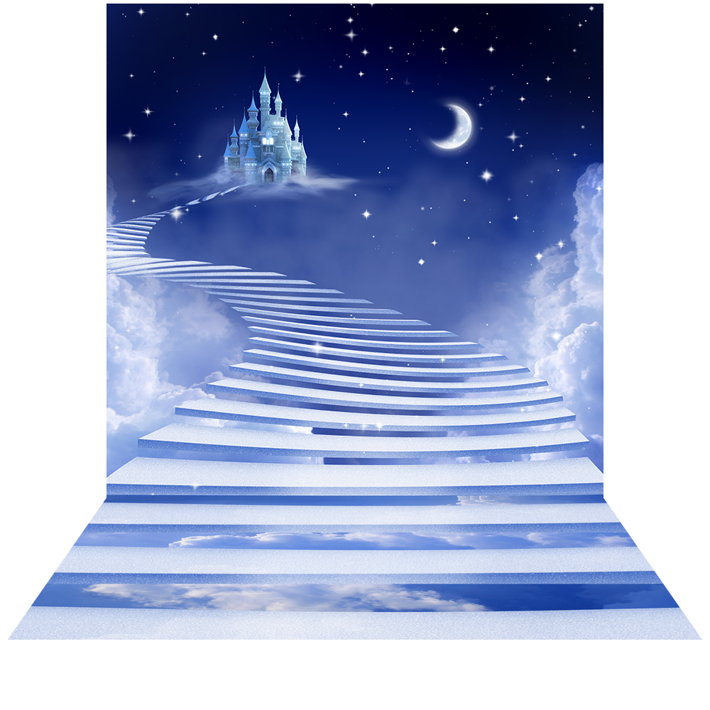 Heaven castle png. Stairway to with photo
