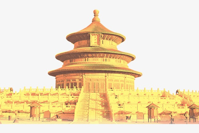 Heaven clipart. Temple of national elements