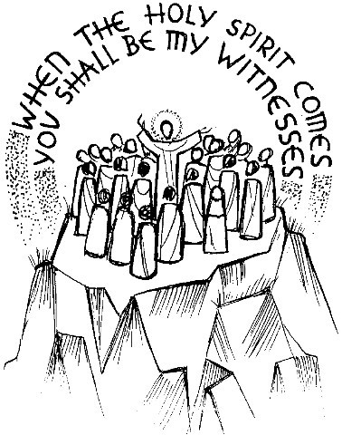 Heaven clipart ascension lord. Sermon notes the of