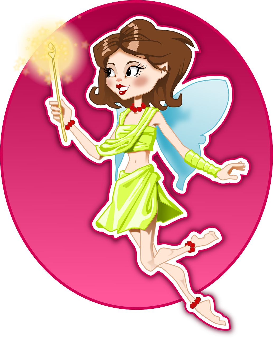 Heaven vector fairy tale background. Fly magic transparent image