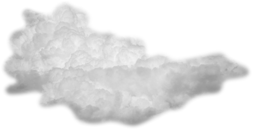 Heavenly clouds png. Cloud four isolated stock