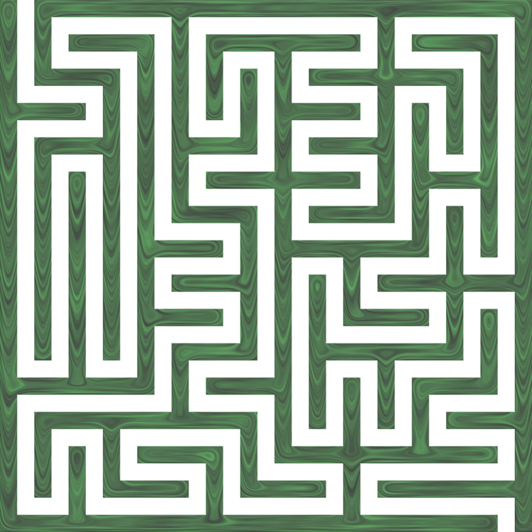 Hedge maze png. Labyrinth computer icons coloring
