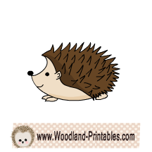 Hedgehog svg woodland animals. Free cute cliparts download