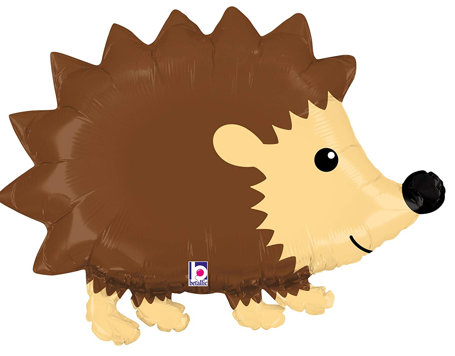 Hedgehog clipart baby hedgehog. Free vector illustration of