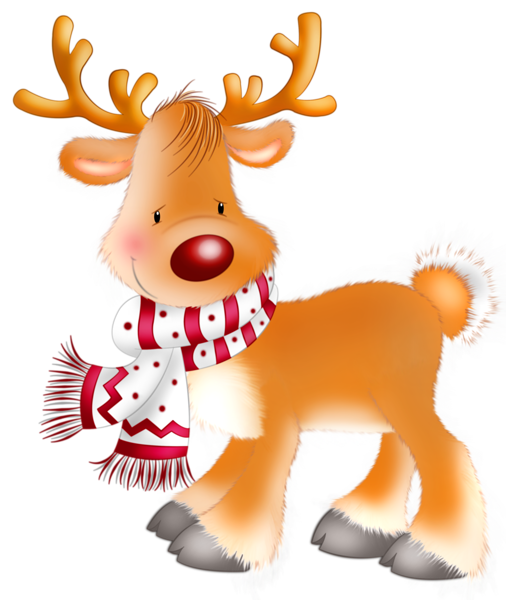 Hedgehog clipart christmas. Free rudolph ideas gallery